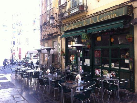 sentirse local en Valencia